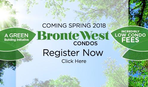 Bronte West Condos Coming soon